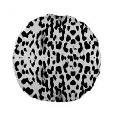 Animal print Standard 15  Premium Round Cushions