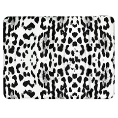 Animal print Samsung Galaxy Tab 7  P1000 Flip Case