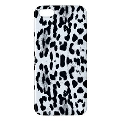 Animal print iPhone 5S/ SE Premium Hardshell Case