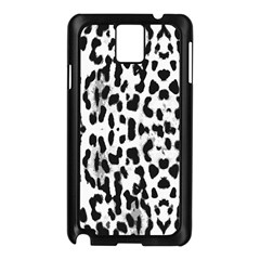 Animal print Samsung Galaxy Note 3 N9005 Case (Black)