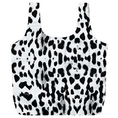Animal print Full Print Recycle Bags (L)