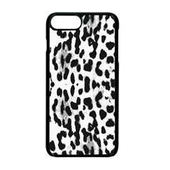 Animal print Apple iPhone 7 Plus Seamless Case (Black)