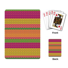 Pattern Playing Card