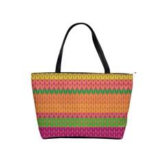 Pattern Shoulder Handbags