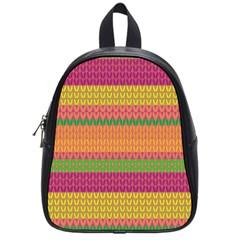 Pattern School Bags (Small)