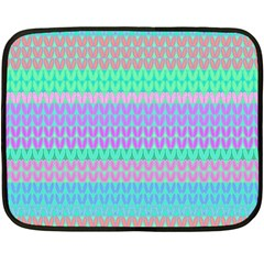 Pattern Fleece Blanket (Mini)