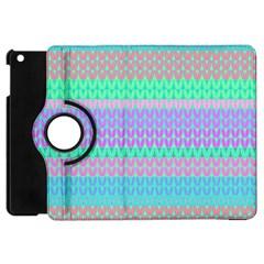 Pattern Apple iPad Mini Flip 360 Case