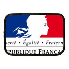 Symbol of the French Government Netbook Case (Medium)