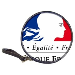 Symbol of the French Government Classic 20-CD Wallets