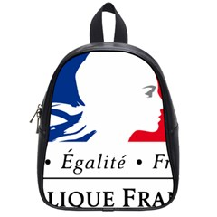 Symbol of the French Government School Bags (Small)