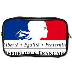Symbol of the French Government Toiletries Bags