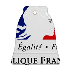 Symbol of the French Government Ornament (Bell)