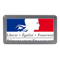 Symbol of the French Government Memory Card Reader (Mini)