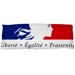 Symbol of the French Government Body Pillow Case Dakimakura (Two Sides)