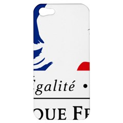 Symbol of the French Government Apple iPhone 5 Hardshell Case