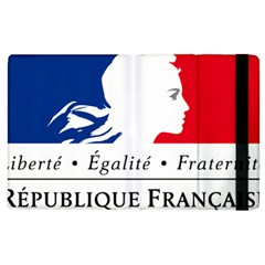 Symbol of the French Government Apple iPad 2 Flip Case