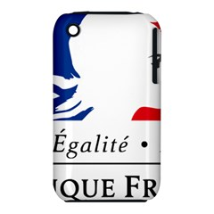 Symbol of the French Government iPhone 3S/3GS
