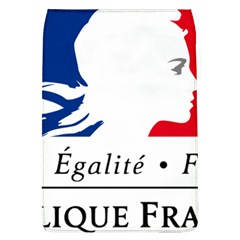 Symbol of the French Government Flap Covers (L)