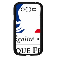 Symbol of the French Government Samsung Galaxy Grand DUOS I9082 Case (Black)