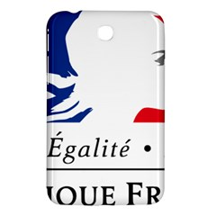 Symbol of the French Government Samsung Galaxy Tab 3 (7 ) P3200 Hardshell Case