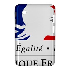 Symbol of the French Government Samsung Galaxy Tab 2 (7 ) P3100 Hardshell Case