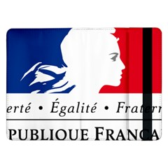 Symbol of the French Government Samsung Galaxy Tab Pro 12.2  Flip Case