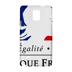 Symbol of the French Government Samsung Galaxy Note 4 Hardshell Case