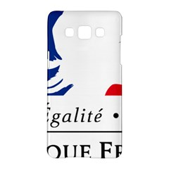 Symbol of the French Government Samsung Galaxy A5 Hardshell Case