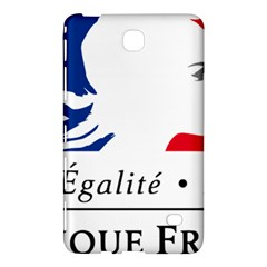 Symbol of the French Government Samsung Galaxy Tab 4 (7 ) Hardshell Case