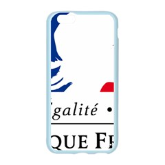 Symbol of the French Government Apple Seamless iPhone 6/6S Case (Color)