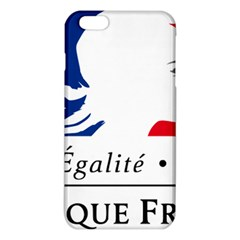 Symbol of the French Government iPhone 6 Plus/6S Plus TPU Case