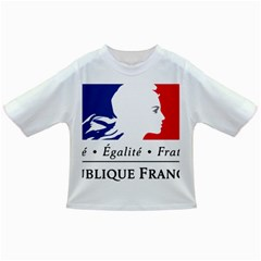 Symbol of the French Government Infant/Toddler T-Shirts