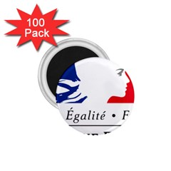 Symbol of the French Government 1.75  Magnets (100 pack)