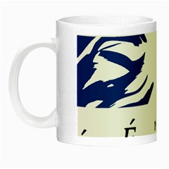 Symbol of the French Government Night Luminous Mugs