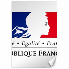 Symbol of the French Government Canvas 20  x 30