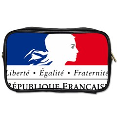 Symbol of the French Government Toiletries Bags 2-Side