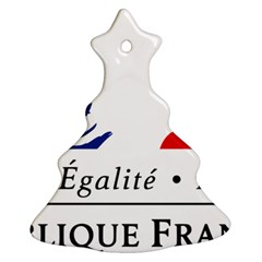 Symbol of the French Government Ornament (Christmas Tree)