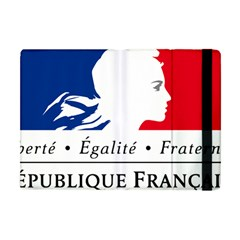 Symbol of the French Government Apple iPad Mini Flip Case