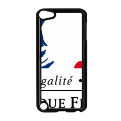 Symbol of the French Government Apple iPod Touch 5 Case (Black)