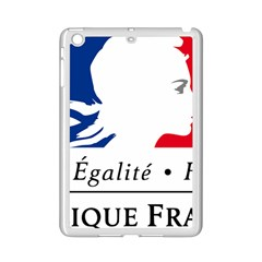 Symbol of the French Government iPad Mini 2 Enamel Coated Cases