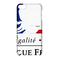 Symbol of the French Government Apple iPod Touch 5 Hardshell Case with Stand
