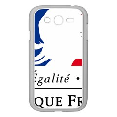 Symbol of the French Government Samsung Galaxy Grand DUOS I9082 Case (White)