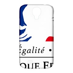 Symbol of the French Government Samsung Galaxy S4 Classic Hardshell Case (PC+Silicone)