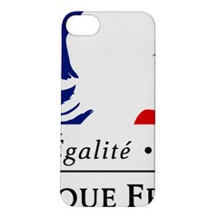Symbol of the French Government Apple iPhone 5S/ SE Hardshell Case
