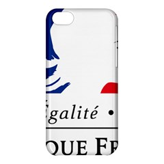 Symbol of the French Government Apple iPhone 5C Hardshell Case