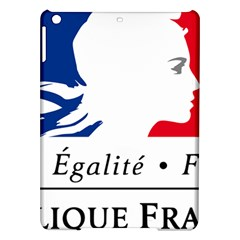 Symbol of the French Government iPad Air Hardshell Cases