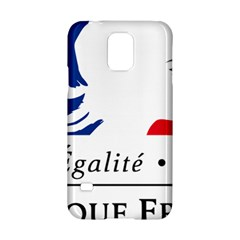 Symbol of the French Government Samsung Galaxy S5 Hardshell Case