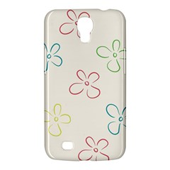 Flower Background Nature Floral Samsung Galaxy Mega 6.3  I9200 Hardshell Case