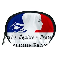 Symbol of the French Government Accessory Pouches (Medium)