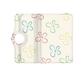 Flower Background Nature Floral Kindle Fire HDX 8.9  Flip 360 Case